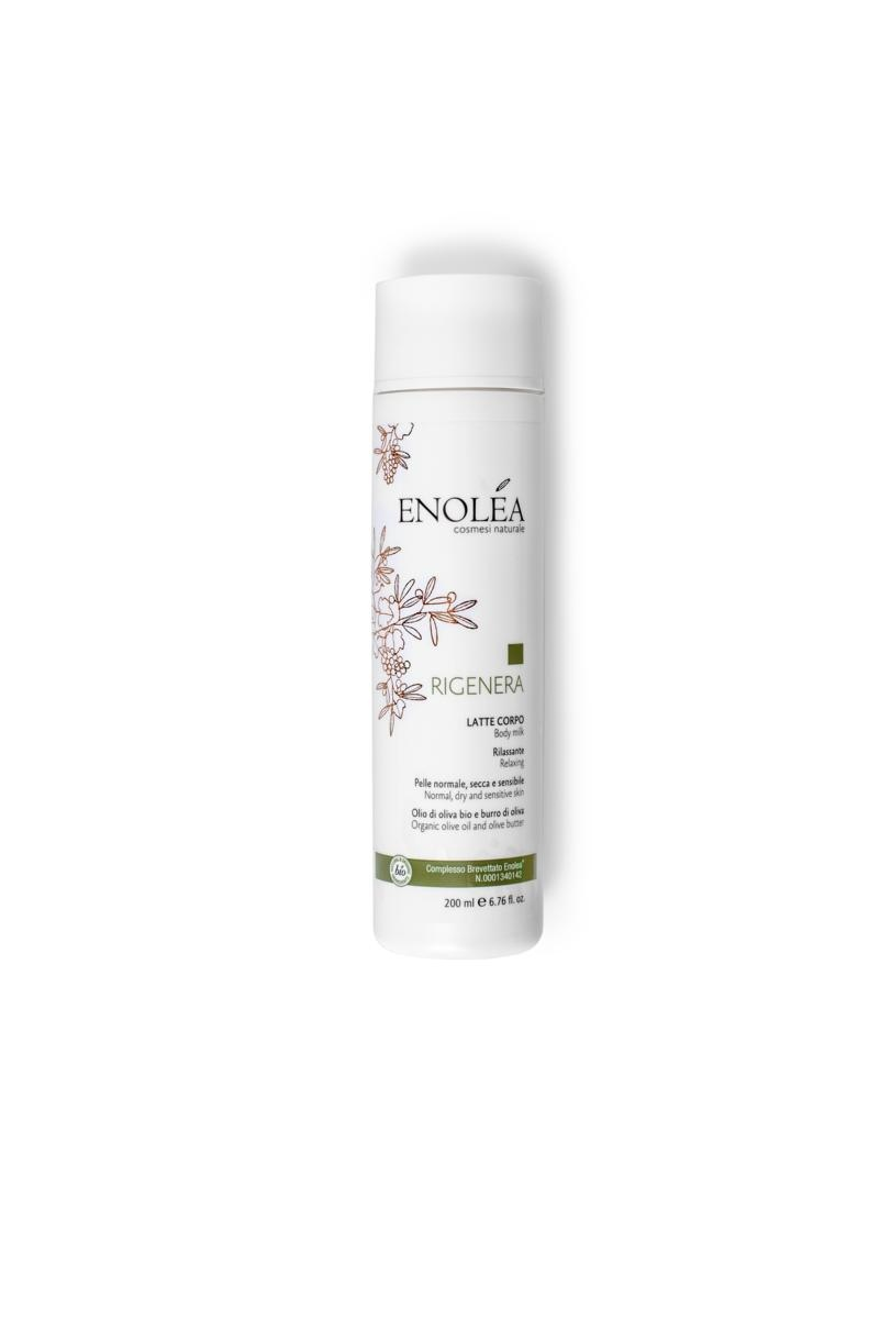 RIGENERA BODY MILK - 200 ML